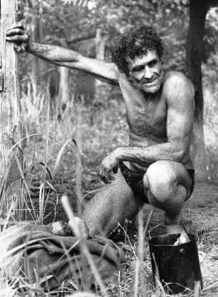 Unique people: Living like Tarzan for 60 years