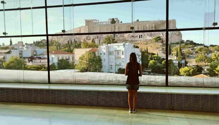 athens museums to see