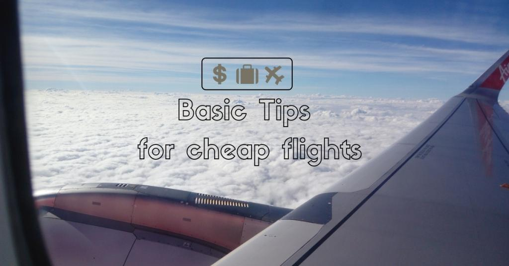 unique tripz tips for cheap flights