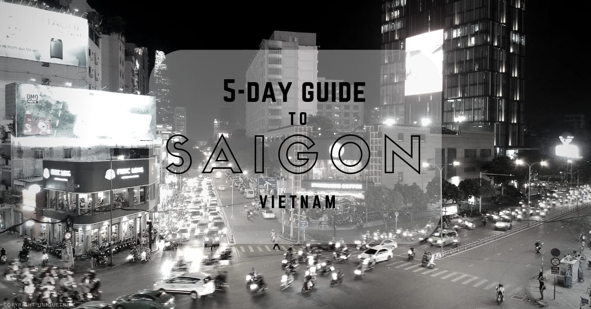 saigon vietnam travel guide