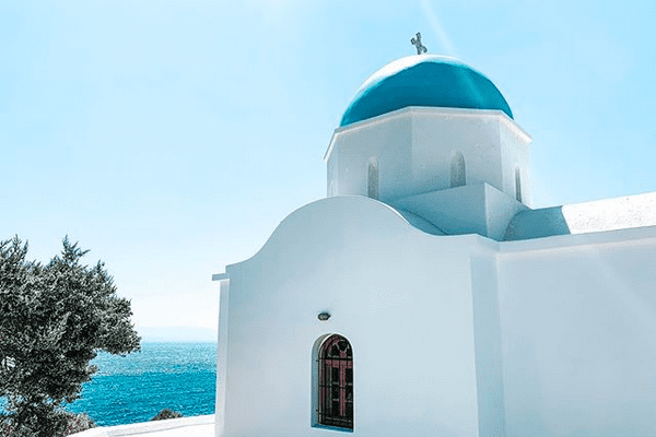 where to travel in greece