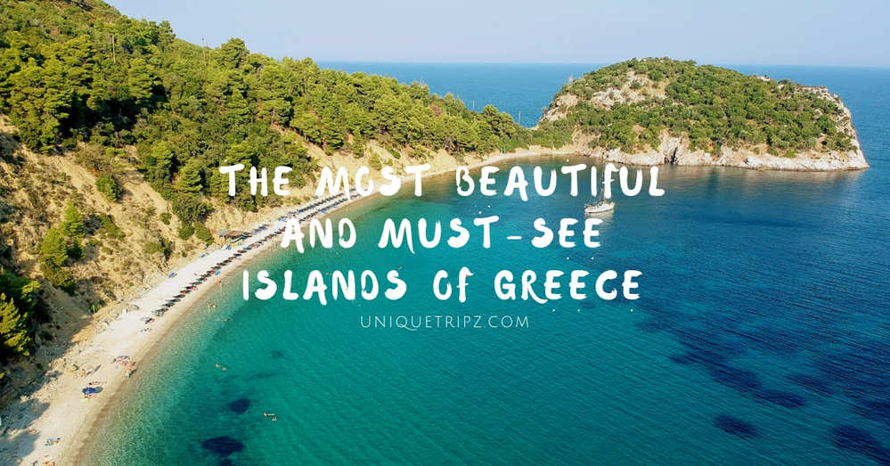 unique trips greece