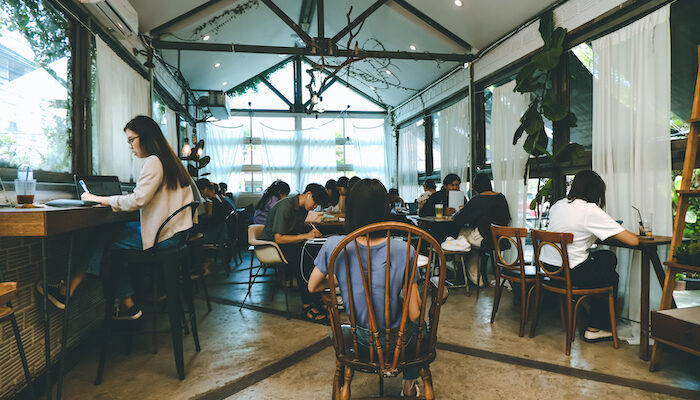 coworking cafes chiang mai