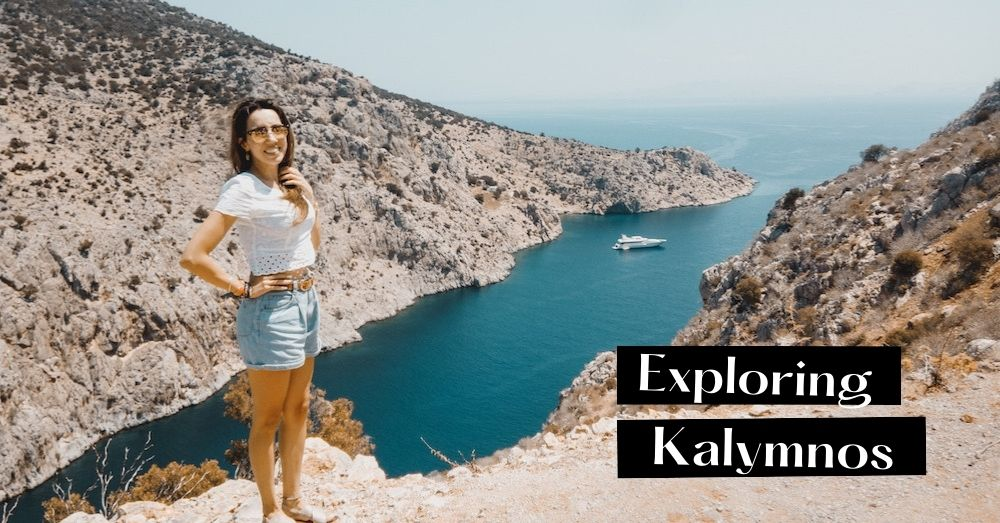 unique trips kalymnos
